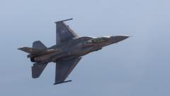 Американските ВВС спряха полети над Япония след изпусната от Ф-16 ракета