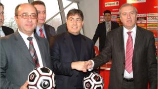 Александър Томов: Идеята на Митал е ЦСКА да стане модерен европейски клуб