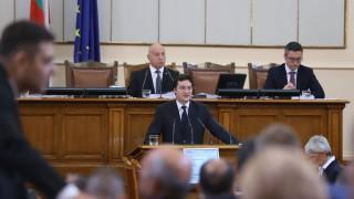 БСП с диагноза: Борисов има алергия от парламента