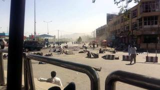 Няма пострадали наши военни при ракетен обстрел в Кабул