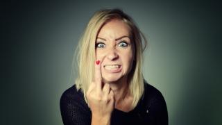 Ако сте ядосани, не правете това!