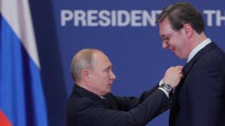 Вучич говори с Путин за САЩ, Европа, Косово, газ, сръбската армия и света