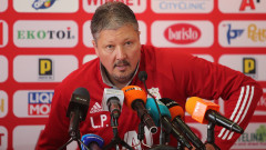 Любослав Пенев: Ако не искаш само победа и първо място, няма как да си в ЦСКА! Всичко с ръководството е изчистено