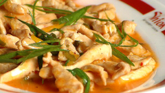 Пикантно пиле по китайски