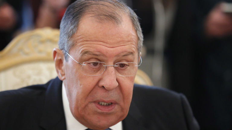 Руският външен министър Сергей Лавров заяви, че Съветът за сигурност
