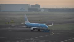 Пилот на пътнически самолет получи сърдечен удар преди излитане от Глазгоу