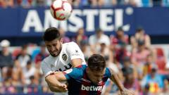 Валенсианското дерби предложи много офанзивен футбол и драматично равенство 2:2
