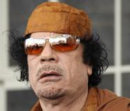 Кадафи отиде на гости на журналистите
