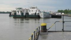 Десетки кораби чакат край Белене и Свищов заради ниското ниво на Дунав