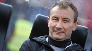 Стамен Белчев: Няма причина да не бъда доволен от мача