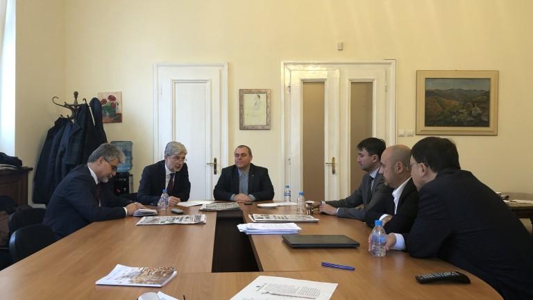 Министърът на околната среда и водите Нено Димов ще предложи