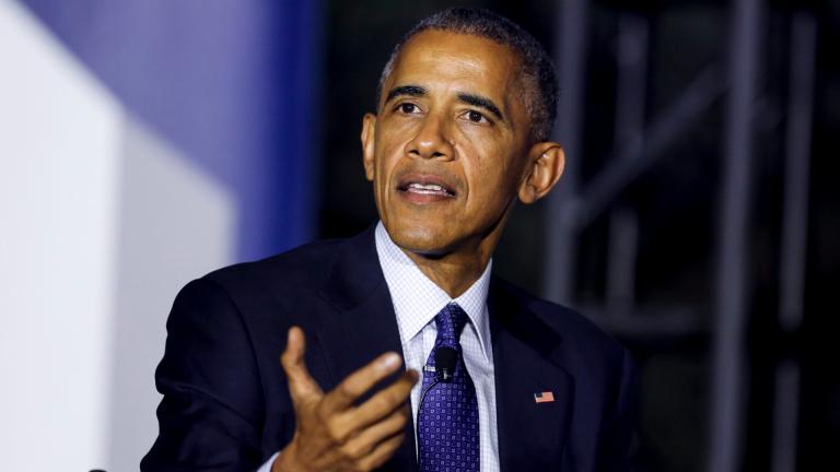 """Обама """"скочи"""" на Тръмп за съмненията му за вота"""
