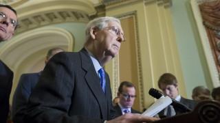 В Сената на САЩ гласуват отпускане на пари на правителството до 8 февруари