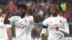 """Милан изстрада успеха си над Дженоа, Пепе Рейна бе големият герой за """"росонерите"""""""