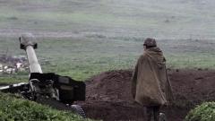 Азербайджан обвини подкрепяни от Армения сили, че 119 пъти нарушили примирието в Нагорни Карабах