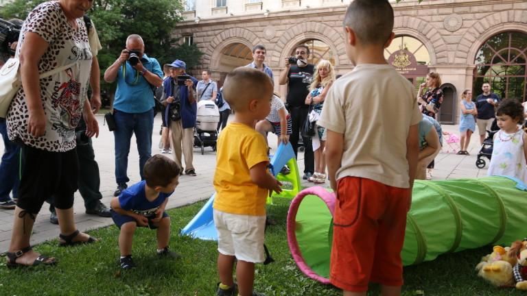Нова детска градина в София обявява прием