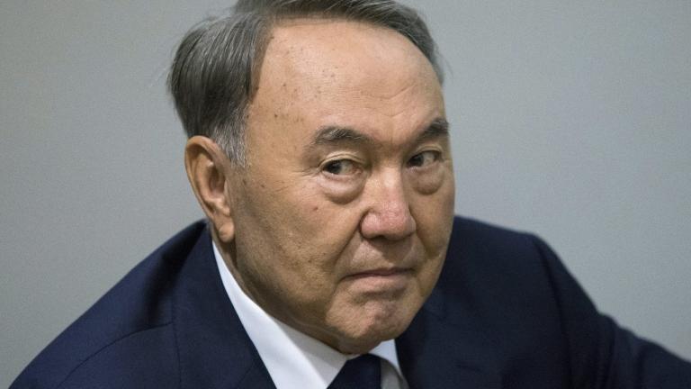 Казахстан каза сбогом на кирилицата