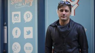 Пряк контакт с Владо Карамазов