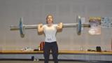 Нов медал за България от Европейското по вдигане на тежести