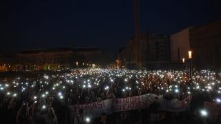 Пореден протест в защита на университета на Сорос в Унгария