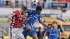Във Франция: Божидар Чорбаджийски е сред обещаващите играчи на България