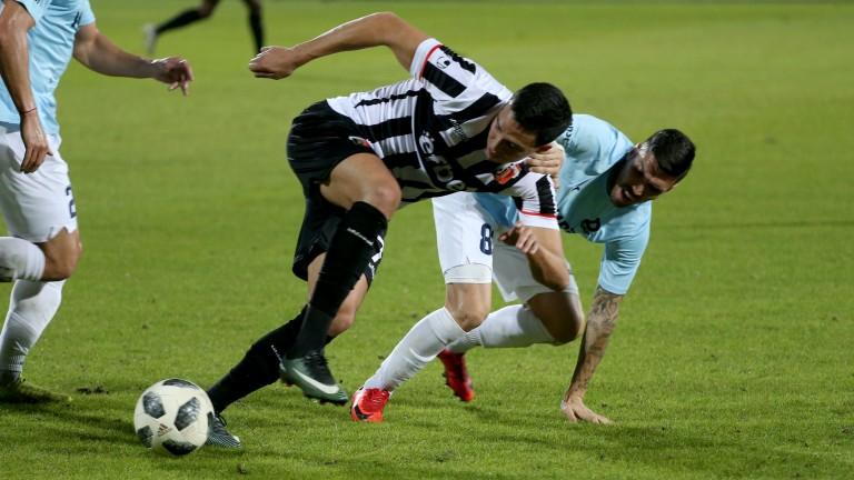 Локомотив (Пловдив) е на 1/4 финал за Купата на България, пловдивчани изхвърлиха Дунав