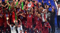 Без Салах в отбора на сезона в Шампионската лига