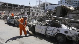 """""""Ислямска държава"""" пое отговорност за кървавата баня в Кабул"""