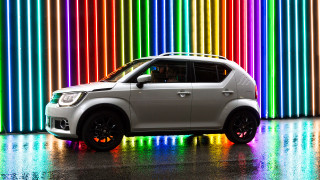 Тест драйв: Suzuki Ignis