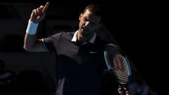 Рихард Крайчек: Григор Димитров прилича на Федерер, но швейцарецът е само един