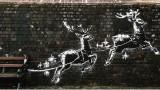 Коледният дух на Banksy