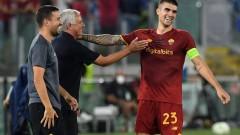 Манчини: Прегърнах Жозе Моуриньо след гола ми, защото той ми каза да стоя в защита