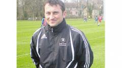 Треньор от Благоевград поема към Англия