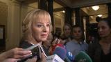 Мая Манолова: Не са познали човека, когото да плашат