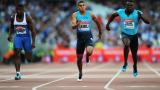 Бобслеист пробяга 100 метра под 10 секунди