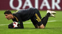 Тибо Куртоа обявява бъдещето си след края на Мондиал 2018