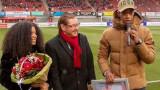 Сериозно признание за централния бранител на ЦСКА - Стивън Перейра
