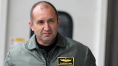 Шефът на ВВС Румен Радев подаде оставка