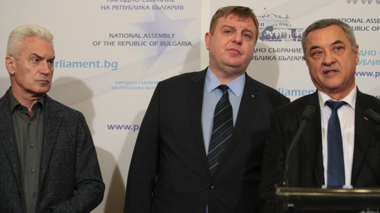 Сидеров стреснат от лидерския сблъсък в 25-ти МИР София
