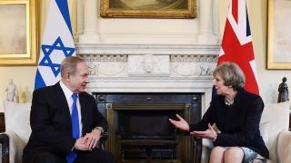 Отговорните държави трябва да са за нови санкции срещу Иран, убеждава Нетаняху