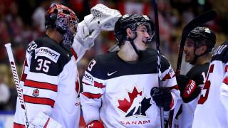 Канада елиминира Русия на Световното по хокей на лед, Швейцария изненада Финландия
