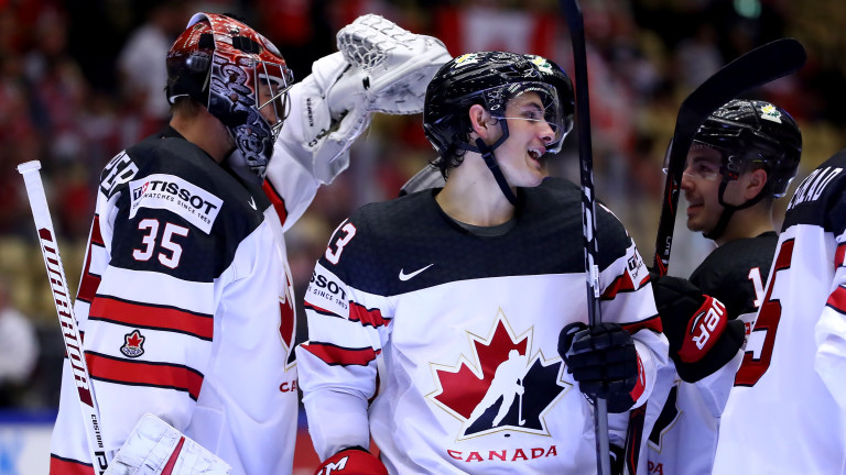 Швеция - САЩ и Канада - Швейцария са двата полуфинала