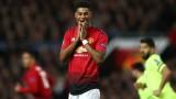 Маркъс Рашфорд прекрати преговорите си за нов договор с Юнайтед