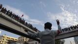 Мианмар залят от най-големите протести от Шафрановата революция