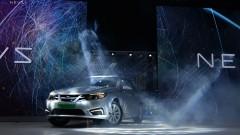 В Китай започна производството на електрическия Saab