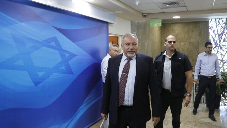Либерман: Израелското правителство даде имунитет на терористите в Газа
