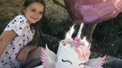 Харпър Бекъм с приказен рожден ден