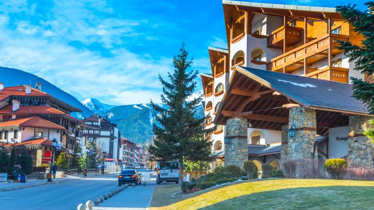 Банско пак може да строи хотели и нощни клубове