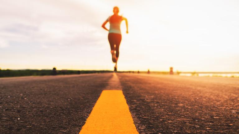 Правят ли се мускули само с тичане