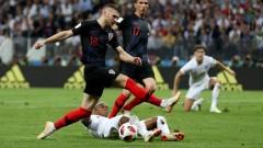 Хърватия - Англия 2:1, гол на Манджукич в продълженията!